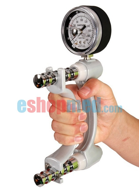 Hand Held Dynamometer Norms : Dynamometer grip